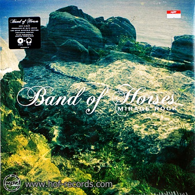 Band Of Horses - Mirage Rock 1lp NEW