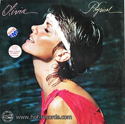 Olivia Newton-John - Physical 1981 1lp