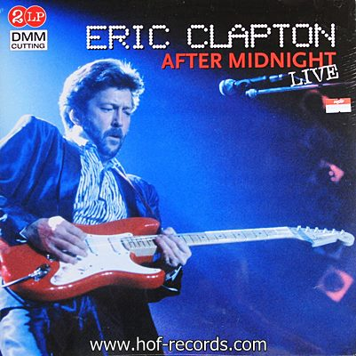 Eric Clapton - After Midnight Live 2lp