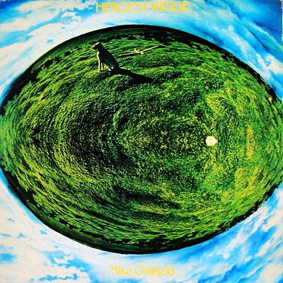 Mike Oldfield - Hergest Ridge 1974 1lp