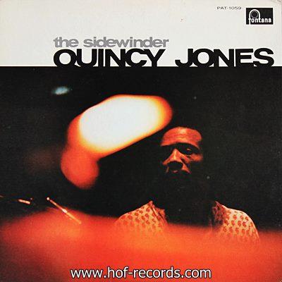 Quincy Jones - The Sidewinder 1975