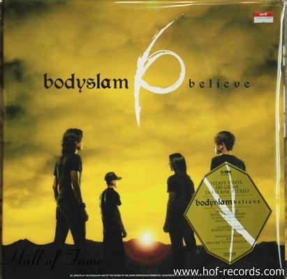 ฺBodyslam -believe * New