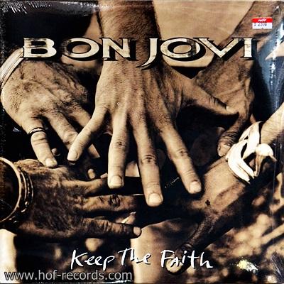 Bon Jovi - Keep The Faith 2Lp N.