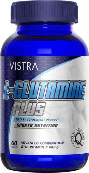 Vistra L-Glutamine บรรจุ 60 แคปซูล