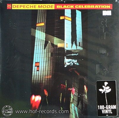 Depeche Mode - Black Celebration 1lp Canada NEW