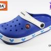 รองเท้าหัวปิด ADDA Mickey Mouse แอดด๊ามิกกี้เมาส์ รหัส 52705 สีน้ำเงิน เบอร์ 4-6