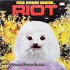 Riot - Fire down Under 1 LP
