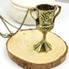 สร้อยฮอครักซ์ ถ้วยทองของเฮลก้า ฮัฟเฟิลพัฟ สีบรอนซ์
