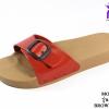 รองเท้าแตะ Monobo Jello โมโนโบ้ รุ่น เจลโล่ สวม สีแดง เบอร์ 5-8