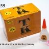 กาวร้อน TK MARKETS 14 20กรัม (12หลอด)