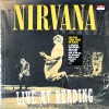 Nirvana - Live at Reading 2 LP New
