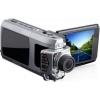 กล้องติดรถยนต์ รุ่น HD DVR F900 Full HD ตัว TOP (Siver)