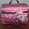กระเป๋าใส่เครื่องสำอางหรือใส่ของอื่นๆๆ (แมวมาลี )