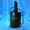 ระเบิดควัน PT-42 (ไฟแช็ค+ที่เขียบุหรี่) 821