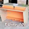 """โต๊ะต่างระดับ T-Line """"เมลามีน"""" 100 ซม."""