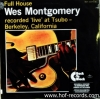 Wes Montgomery - Recorded Live At Tsubo-Berkeley, California 1Lp N.
