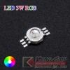 LED 3W RGB