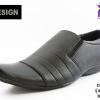 รองเท้าคัทชู DESIGN ดีไซน์ รหัส BZ010 สีดำ เบอร 40-45