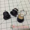 DC-005 power outlet socket 5.5-2.1mm แบบขันน๊อต(10pcs)