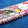 กล่องดินสอ Hello Kitty พร้อมอุปกรณ์ครบชุด