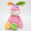ของเล่นเสริมพัฒนาการ ตุ๊กตา กระต่าย บีบแล้วมีเสียง ใช้เป็น ของเล่นเด็ก ของเล่นเสริมทักษะ (ส่งฟรี)
