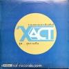 Lp รวมเพลงละคร XACT ชุด จุดรวมฝัน ปก VG+ แผ่น NM