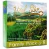 Vitalstar Family Pack of 8