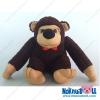 """ตุ๊กตา ลิงแขนยาว ผ้าขนหนู เล็กพิเศษ-11"""""""