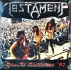 Testament - Live At Eindhoven ' 87 1lp NEW