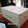กล่องไปรษณีย์ ไดคัทสีขาว เบอร์ จ. ขนาด 24 x40x17 ซม.