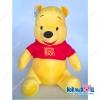 ตุ๊กตา หมีพู รุ่นธรรมดา ผ้า1C (มีขนไรๆ)