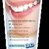ยาสีฟันฟันขาว ฟอกสีฟัน ATK Whitening 3D ยาสีฟันนาโนนวัตกรรมใหม่ เพื่อดูแลช่องปากและฟัน 50 g สำหรับคนจัดฟัน จำนวน 1 หลอด