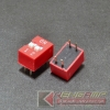 DIP SWITCH 2P
