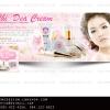 ผลงานออกแบบFan Page สวยๆ| Facebook (แฟนเพจ)//Chi dea Cream//สนใจ ตกแต่งFanpage,รับทำFanpage,ออกแบบFanpage,รับแต่งแฟนเพจราคาถูก ติดต่อ 085-022-4266