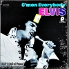 Elvis - C'mon Everybody 1 LP