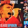 David Bowie - Glass Spider Live 2lp