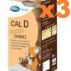 Set 3 กล่อง Mega We Care Cal D Choco Chewz แคล ดี ช็อกโก ชิวส์ แคลเซียมชนิดเคี้ยว รสช็อคโคแลต สำหรับเด็ก กล่อง 20 ชิ้น