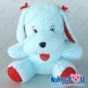 ตุ๊กตา หมาแตงโม ผ้าขนหนู เล็ก-11นิ้ว