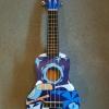 อูคูเลเล่ Ukulele Agape Variety Blue Hawaii Soprano
