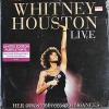 Whitney Houston - Live Her Greatest Performances 2lp N.