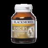 Blackmores Exec B's 60 แคปซูล ช่วยบำรุงประสาท บรรเทาอาการเครียด เหมาะสำหรับผู้บริหาร คนทำงานที่เครียด