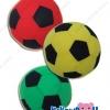 ลูกฟุตบอล ผ้าทริคอต ยัดด้วยโฟม เส้นผ่านศูนย์กลาง 8นิ้ว