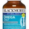 Blackmores Omega Daily Odourless แบล็คมอร์ส โอเมก้า เดลี่ โอเดอร์เลส 60 แคปซูล