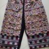 กางเกงปัก สำหรับผู้หญิง เย็บสำเร็จเอวยางยืด