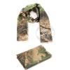 ผ้าพันคอทหาร Military Scarf - Leaf
