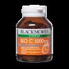 Blackmores BIO C แบล็คมอร์ วิตามินซี 1000 mg 62 แคปซูล สำหรับเสริมภูมิคุ้มกันคุณแม่และลูกในครรภ์