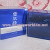Kose sekkisei clear facial soap with case สบู่ดำ มีเคส 120 g. (ลดพิเศษ 36%)