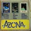 รวมเพลง AZona พุ่มพวง,ศิรินทรา, รังษี ปกVG แผ่น VG+