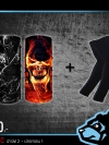 Pack C : ผ้าบัฟ 2 + ปลอกแขน 1 (เลือกได้)