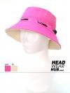 หมวกเดินป่า หมวกตกปลา กิจกรรมกลางแจ้ง : สีชมพู